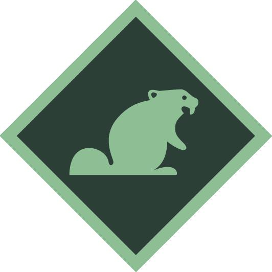Bæver logo